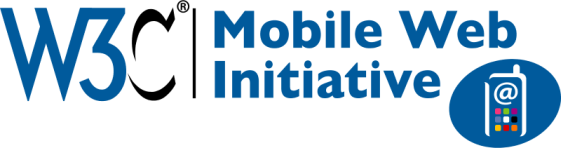 Mobile Web Initiative logo