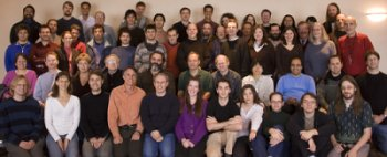 group photo of W3C staff