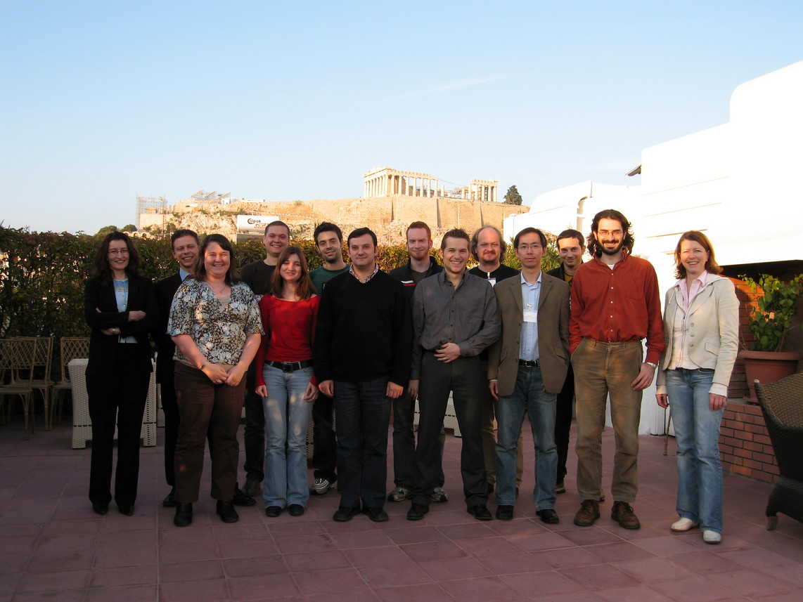 MMSem group photo