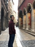 Photo of Fuqiao Xue