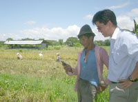 Use of mobile technology in rural setting in the Philippines