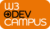 logo W3DevCampus