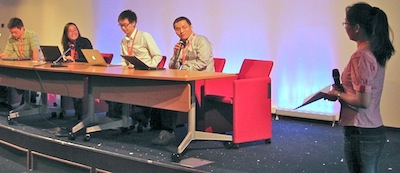 Panel participants