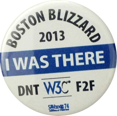 I was there: DNT W3C F2F