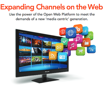 Expanding Channels on the Web