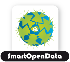 Smart Open Data logo