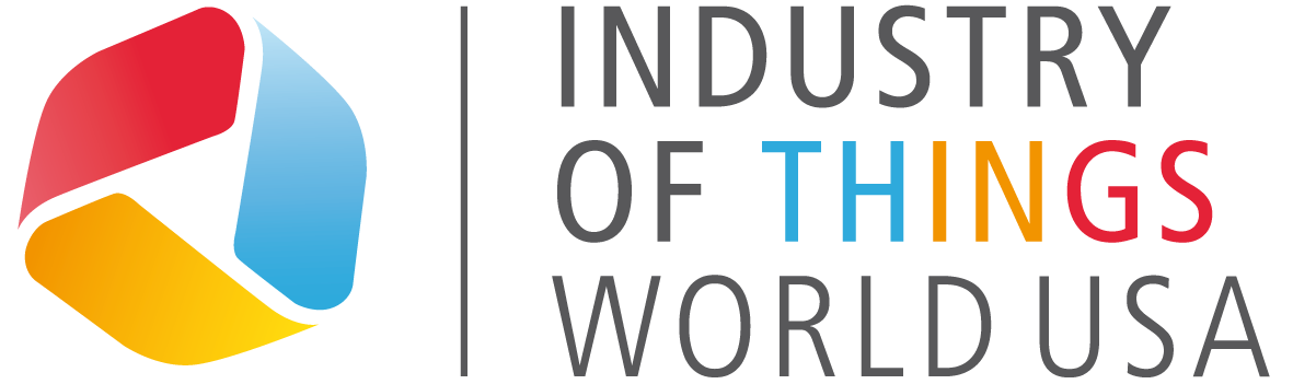 Logo for Industry of Things World USA conference