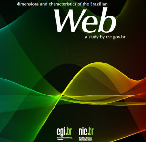 Titlepage of the Web.br Census study