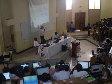 The Senegal validation workshop
