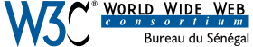 W3C Senegal Office logo