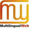 Multilingual Web logo