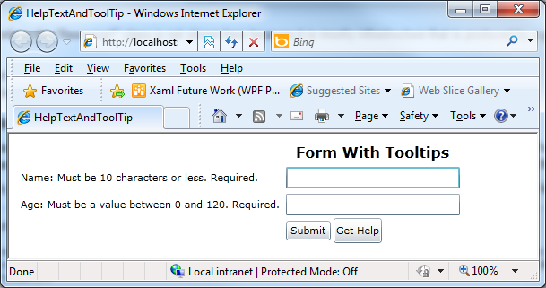 SL8: Displaying HelpText in Silverlight User Interfaces ...