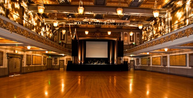 Photo of the Regency Ballroom