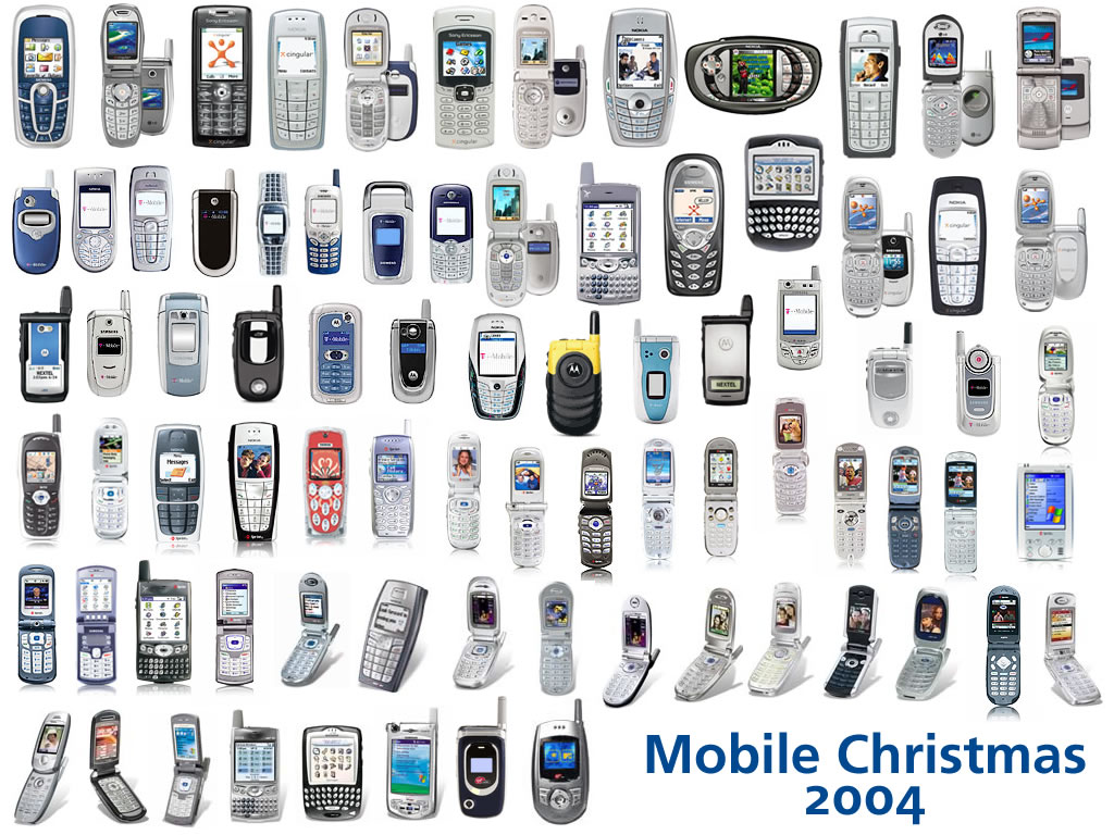 Why Mobile Web Access is Possible. mobile Christmas 2004