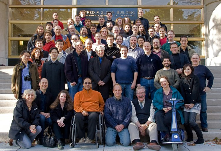 W3C Team Photo (2007)