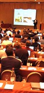 grupo en una reunión del W3C