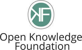 The Open Knowledge Foundation logo