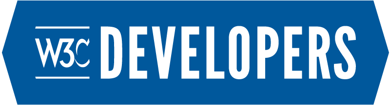 logo w3c developpeur