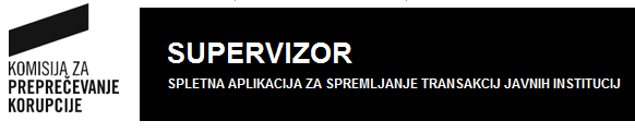 Banner logo from Supervizor site