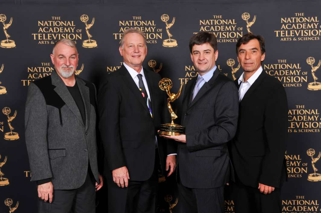 TTWG and Emmy Award
