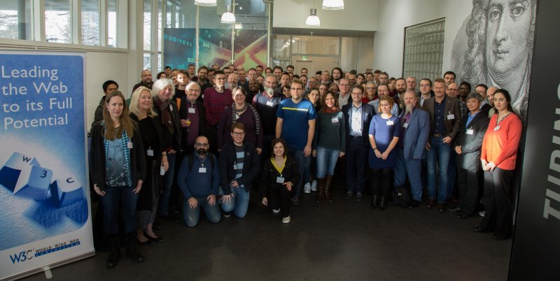workshop attendees group picture