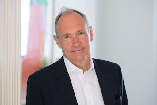 foto do Tim Berners-Lee