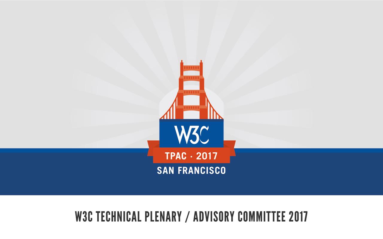W3C TPAC 2017