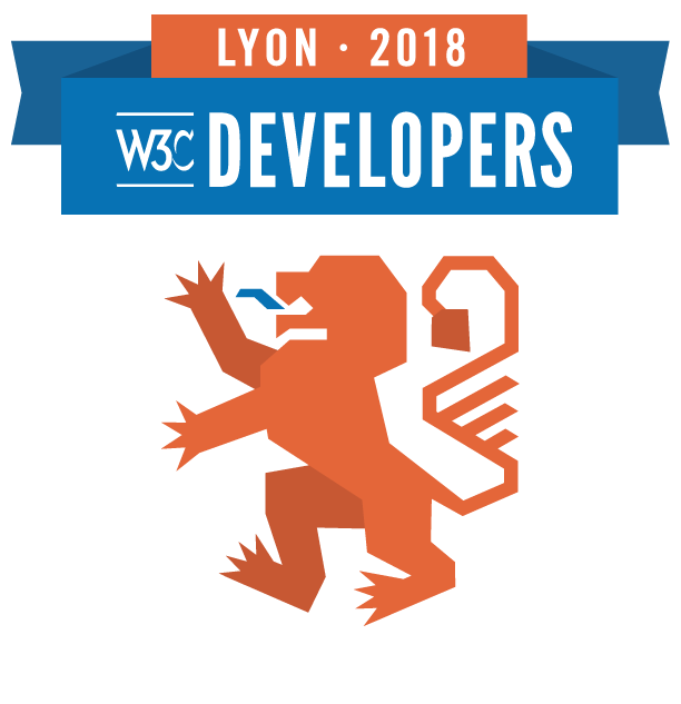 W3c Developer Meetup In Lyon France 22 October 2018