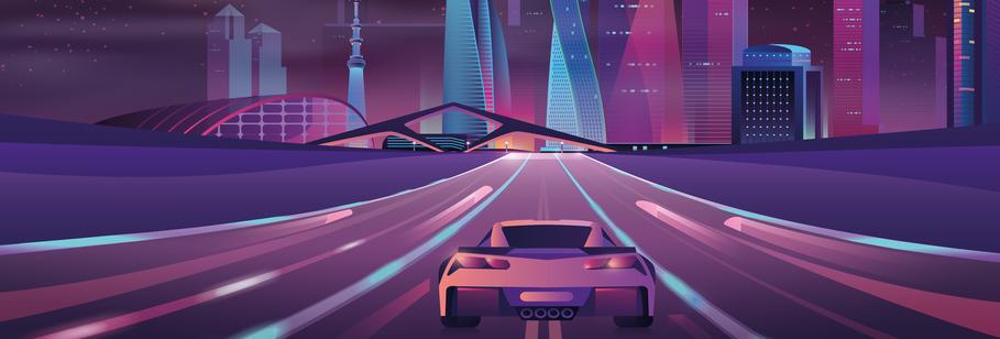 illustration for web games