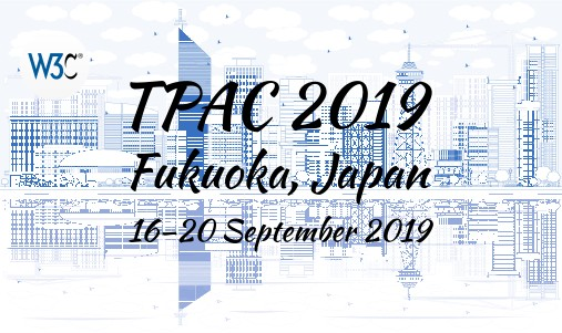 TPAC2019 meeting page banner
