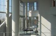 interior, Universidad de Keio, Campus de Shonan Fujisawa