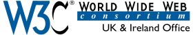 W3C UK and Ireland Office logo