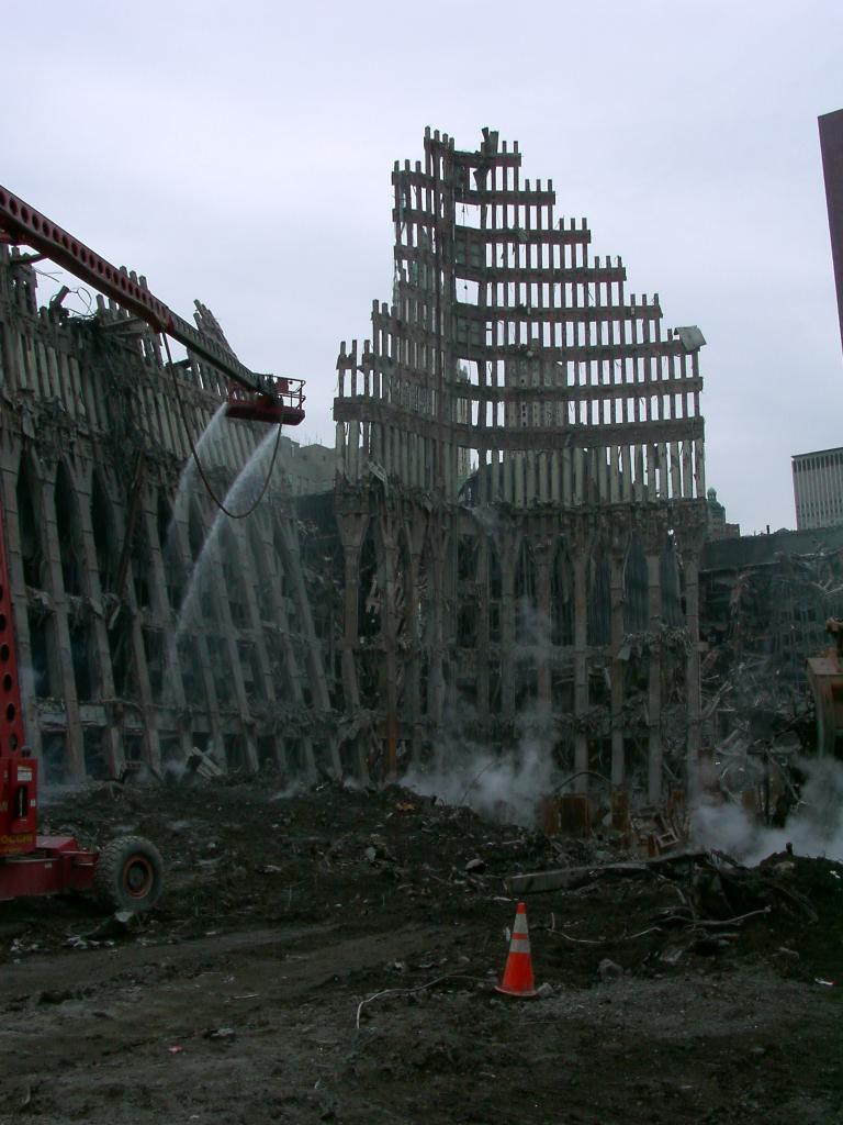 How To Trade >> Photos of World Trade Center: Ground zero 31 October