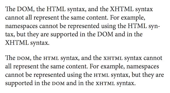CSS Fonts Module Level 3