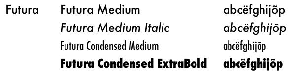 CSS Fonts Module Level 4