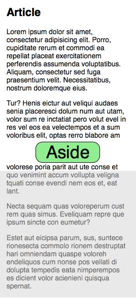 CSS Regions Module Level 1