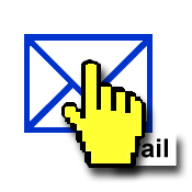 Icon with hand cursor obscuring a tooltip. It reads: 'ail'.
