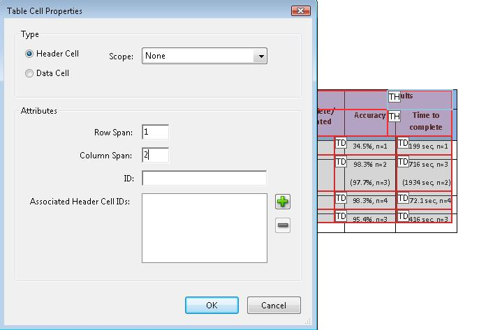PDF20: Using Adobe Acrobat Pro's Table Editor to repair