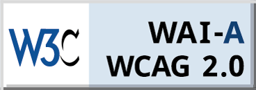 WAI Level A logo