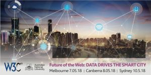 banner for Future of the Web: Data Drives the Smart City