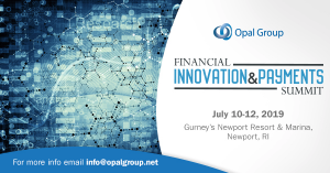 Logo Financial Innovation&Payments Summit - July 2019