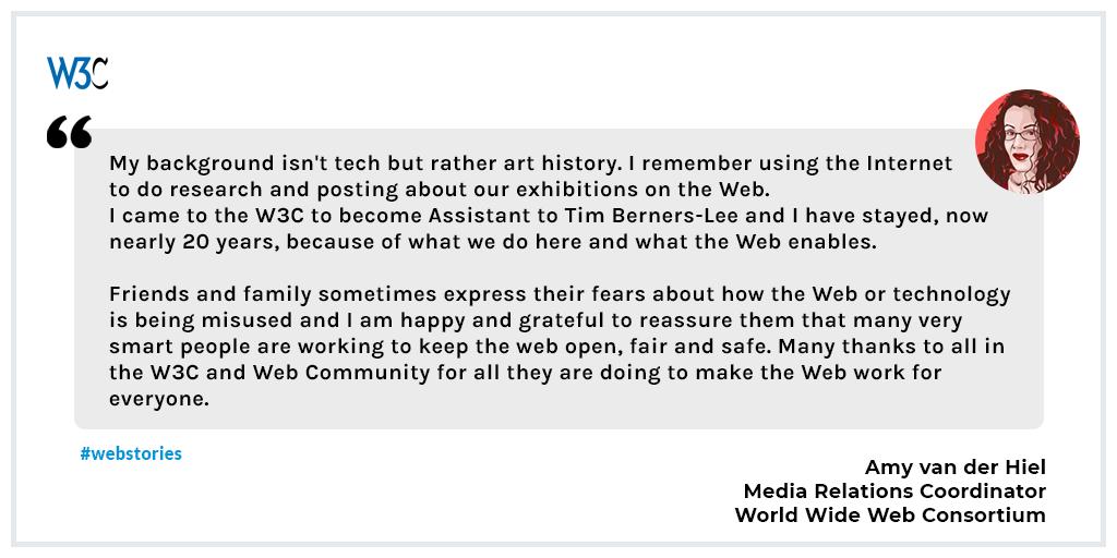 #webstory from Amy van der Hiel