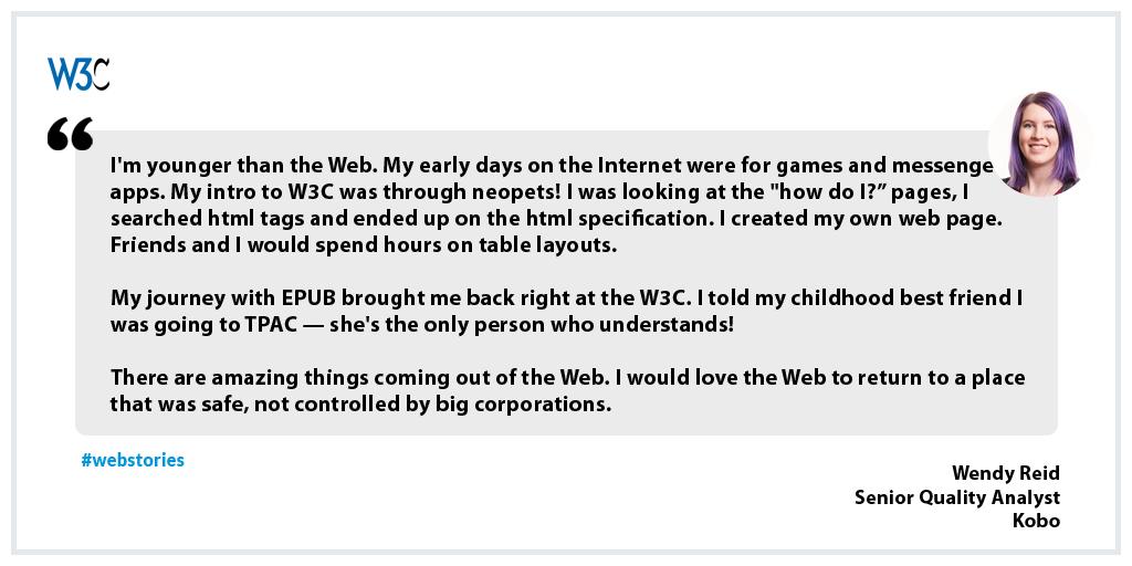 #webstory from Wendy Reid