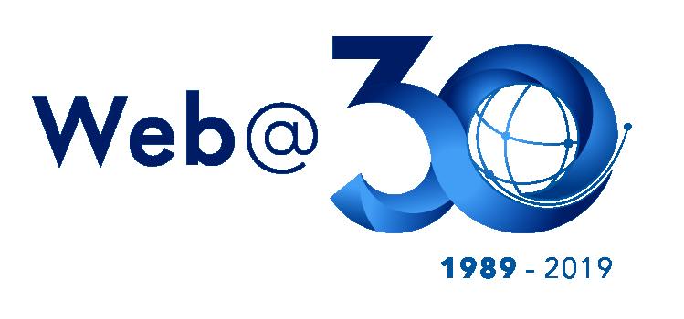 Web 30 logo