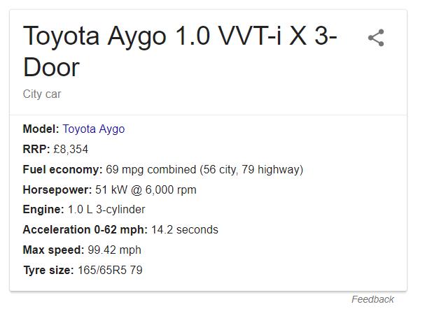 Toyota Motor Europe use of schema.org and auto.schema.org ...