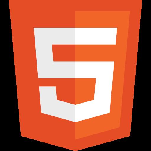 image logo html5