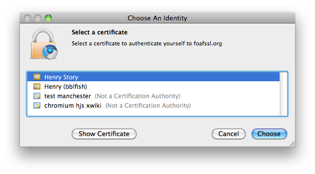 Chromium OSX Certificate selector.png