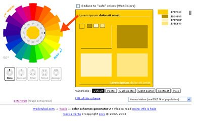 Colour theory - W3C Wiki