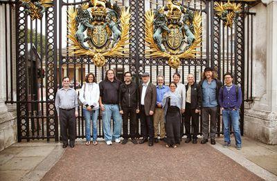W3C Advisory Board Group photo